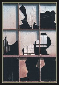 Photograph: 20th Century Window by CHCollins