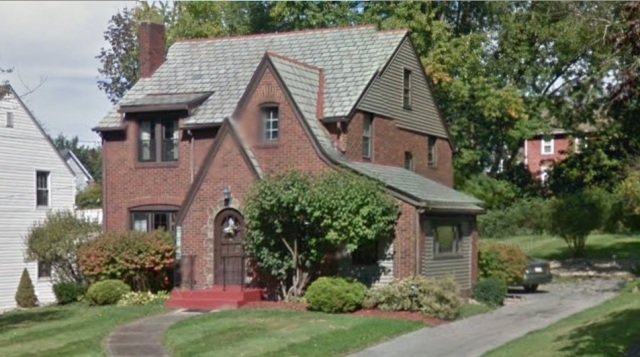 Ellen's Grandmother's House (Google Street View)