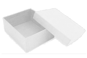 An empty box? Or an empty life?