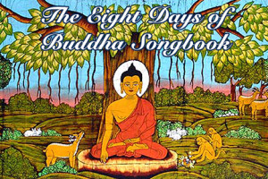 Buddha Songbook - Photoshop Image by CHCollins