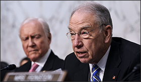 Hatch and Grassley (Getty)
