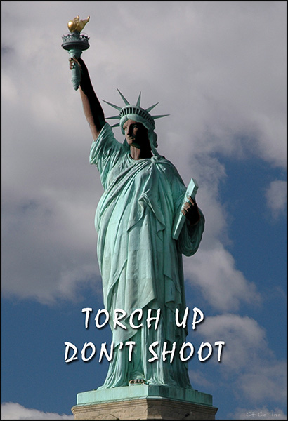 Torch Up - Don't Shoot