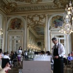 Elegant lunch at Musee D'Orsay